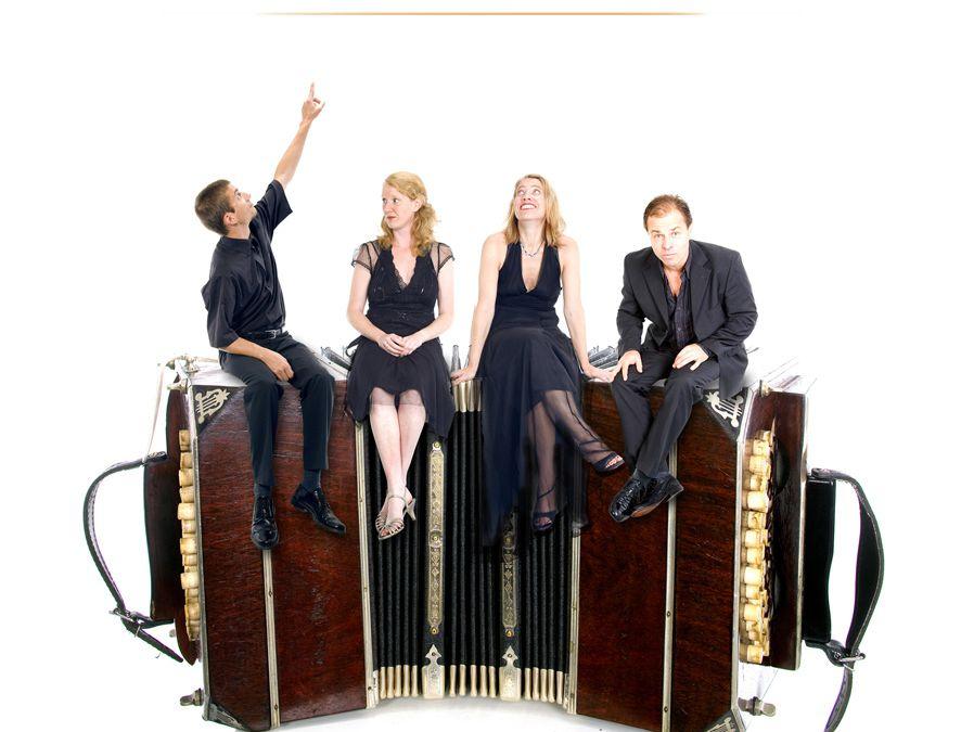Cuarteto Rotterdam- Tango Konzert