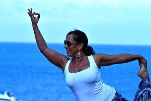 Yoga-am-Meer