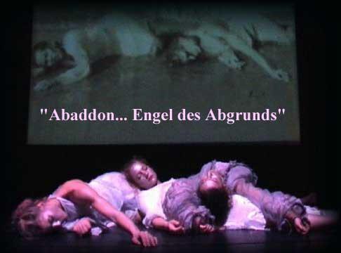 Abaddon … Engel des Abgrunds