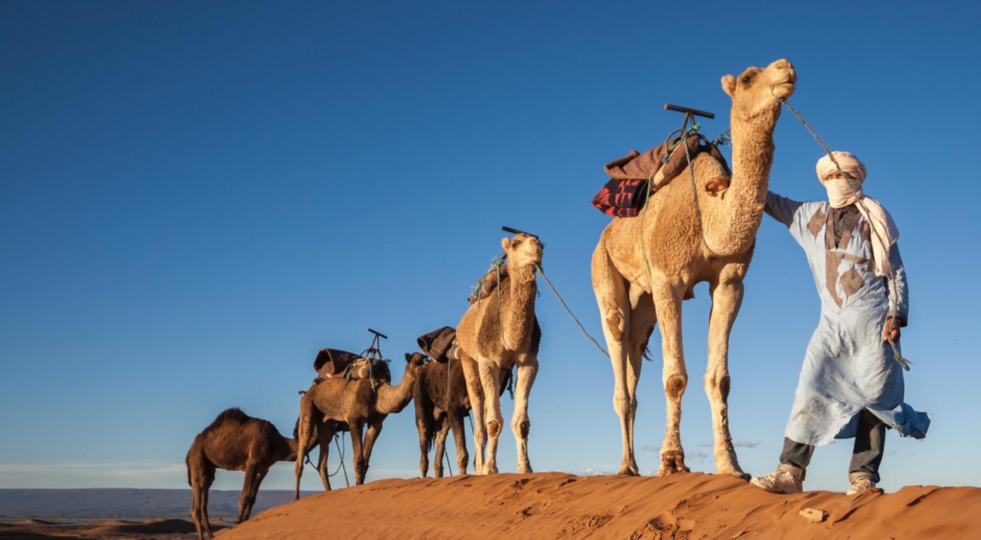 Spirituelle Wuestenreise fuer Frauen nach Marokko mit Yoga, Tanz, Tai Chi und Retreat