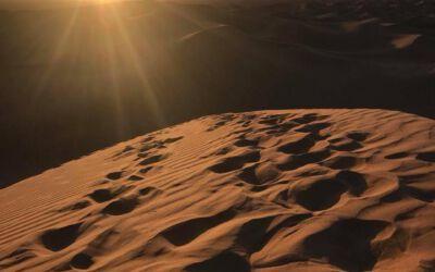 Wüstenreise für Frauen